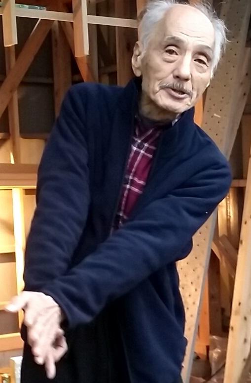 後藤修と歩むスクエア打法その62 完成、監視小屋